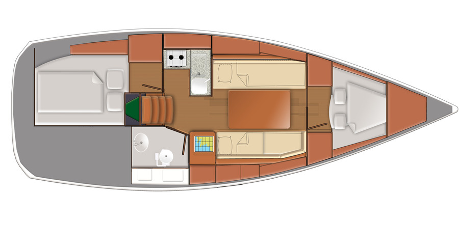 Delphia Yachts  - cab1.jpg