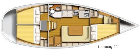 Harmony Yachts  - harmony38_layout.jpg