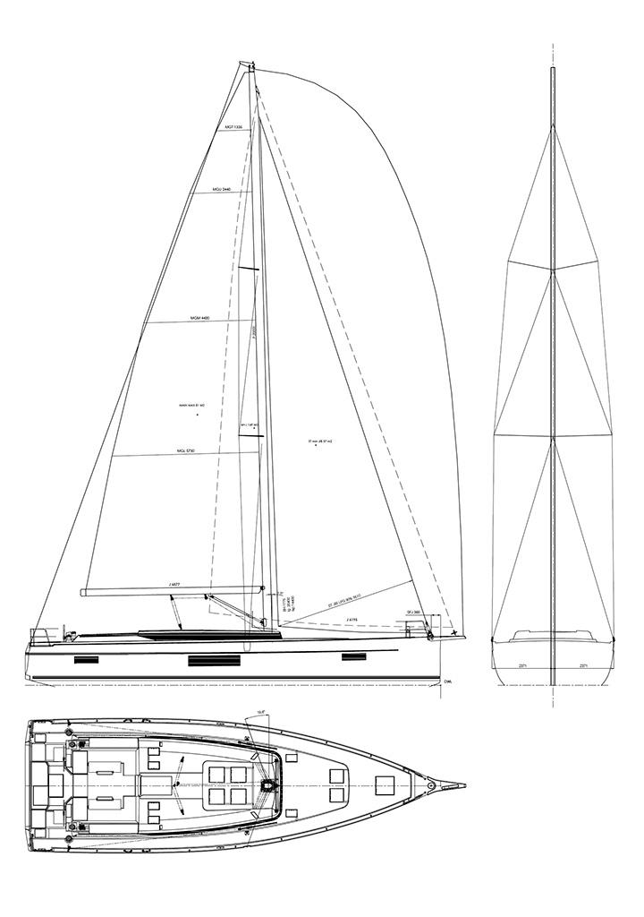Bavaria  - Bavaria-C57-sailplan.jpg